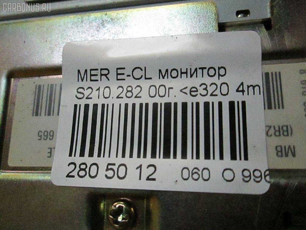 Автомагнитофон MERCEDES-BENZ E-CLASS STATION WAGON S210.282 Фото 12