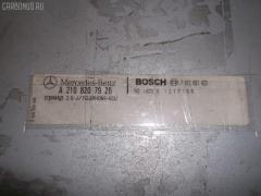 Автомагнитофон Mercedes-benz E-class station wagon S210.282 Фото 2