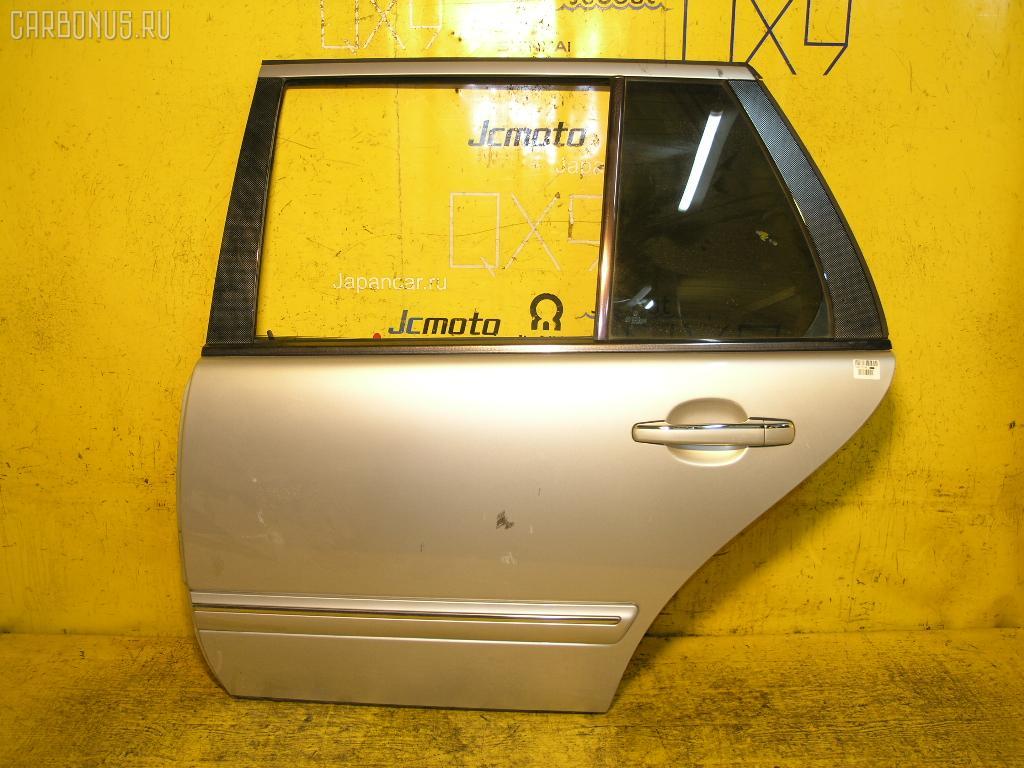 Дверь боковая MERCEDES-BENZ E-CLASS STATION WAGON S210.282 Фото 1