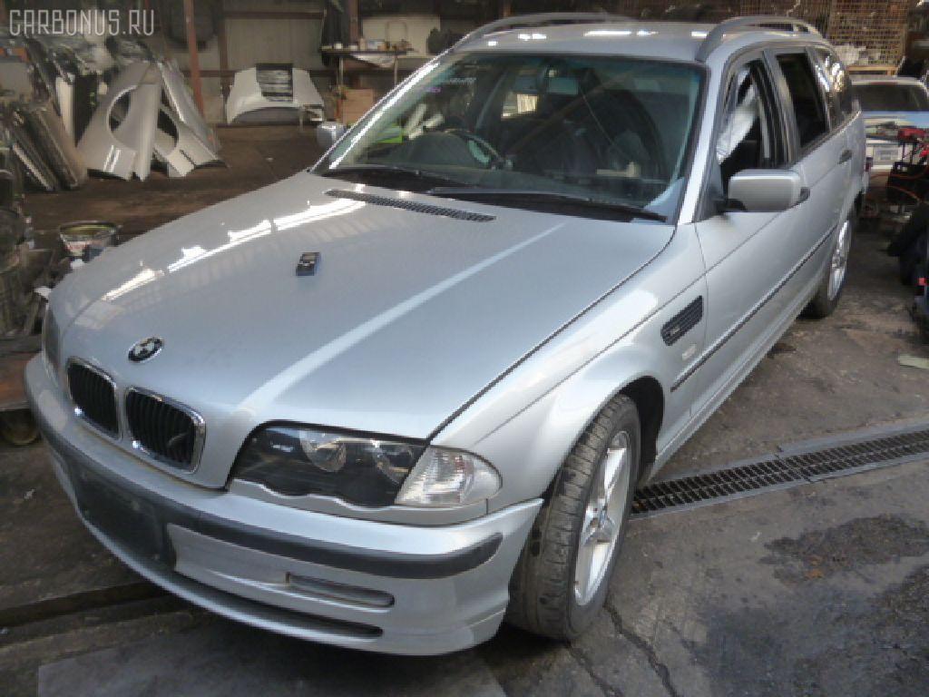 Защита антигравийная BMW 3-SERIES E46-AP32 M43-194E1 Фото 3