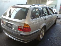 Защита антигравийная BMW 3-SERIES E46-AP32 M43-194E1 Фото 4