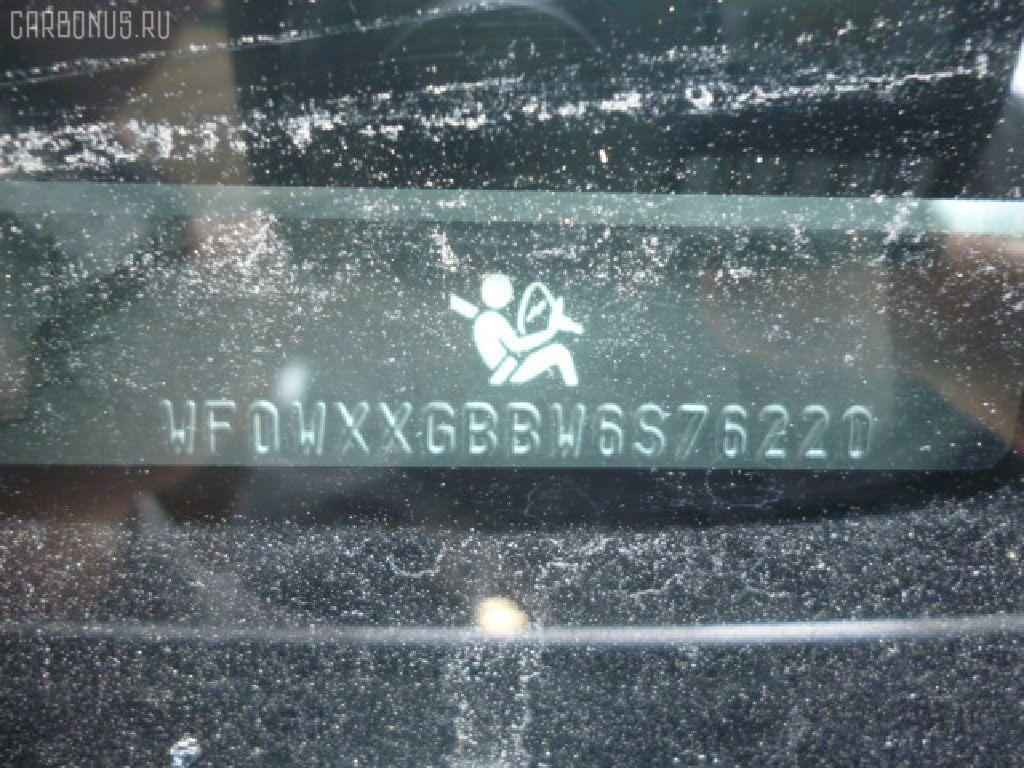 Обшивка багажника FORD MONDEO III WF0CJB Фото 3