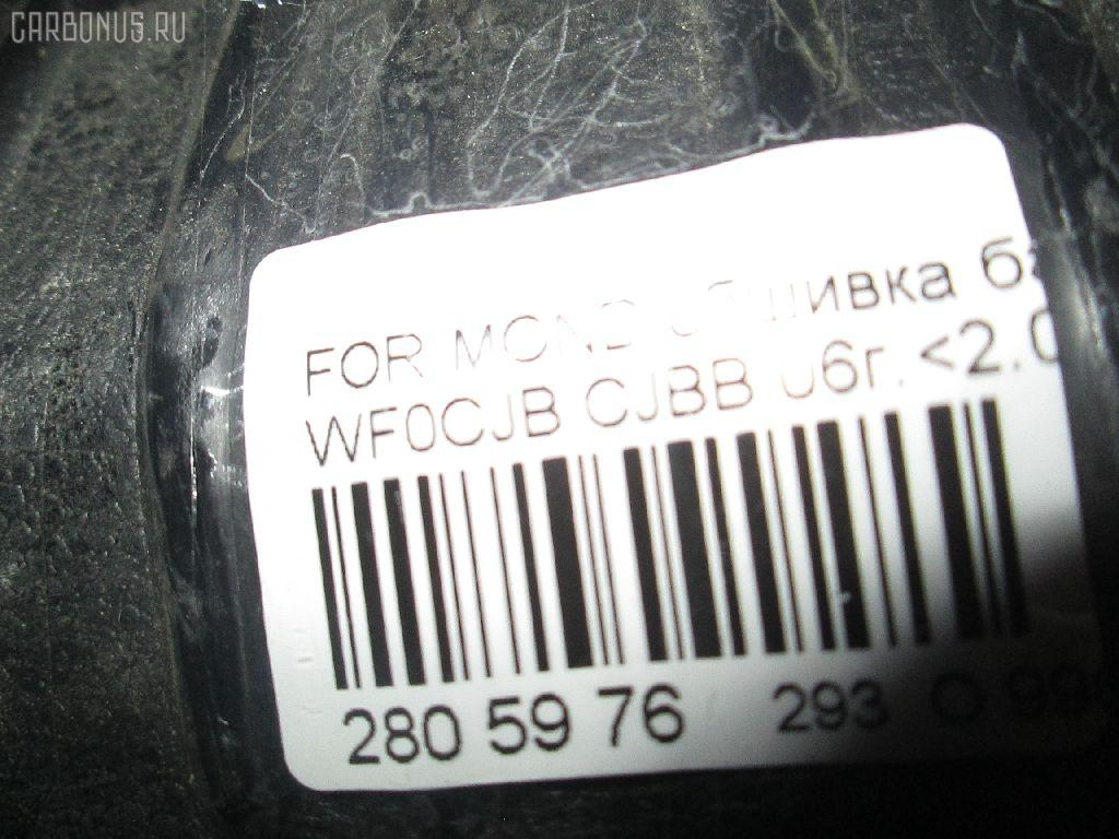 Обшивка багажника FORD MONDEO III WF0CJB Фото 8