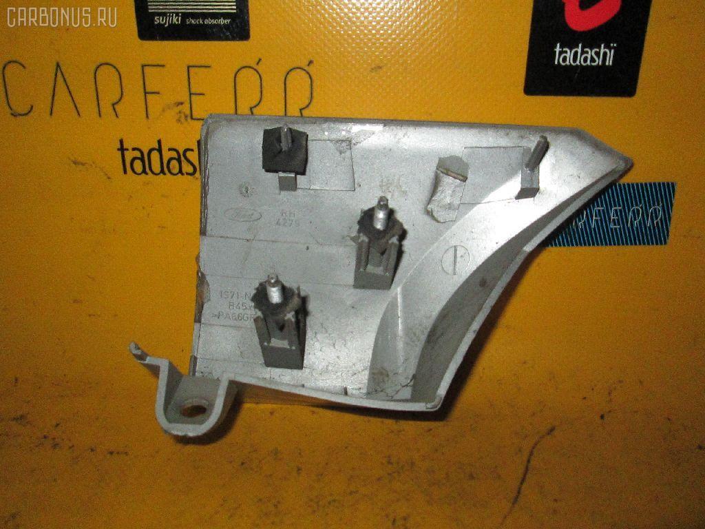 Планка задняя FORD MONDEO III WF0CJB Фото 2