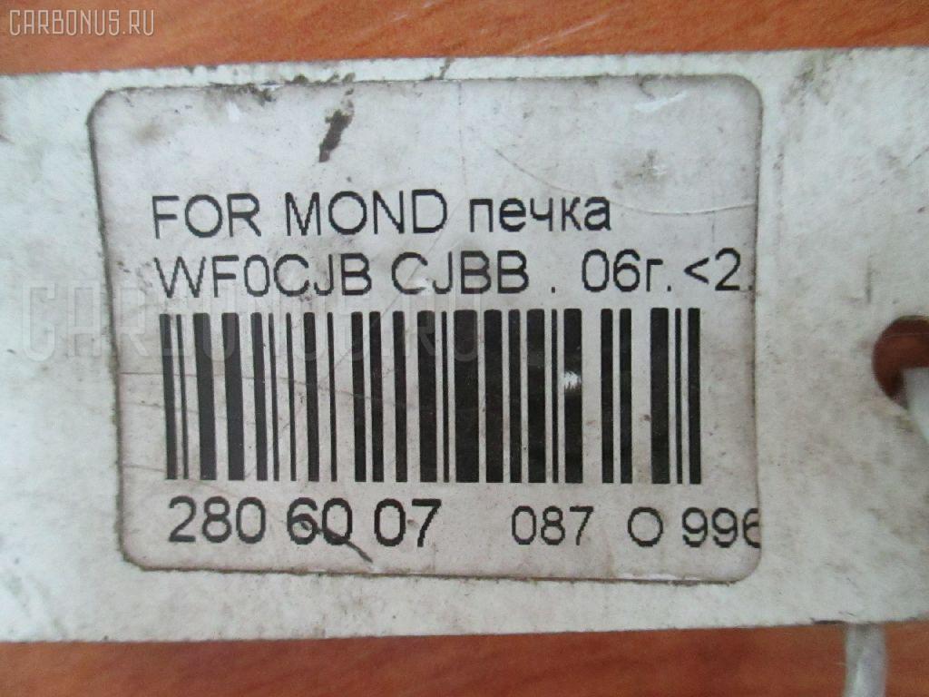 Моторчик заслонки печки FORD MONDEO III WF0CJB Фото 10
