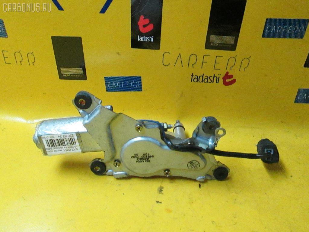 Мотор привода дворников MAZDA PROCEED MARVIE UV56R Фото 2