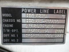 Подкрылок Mitsubishi Canter FE51CBT 4D33 Фото 3