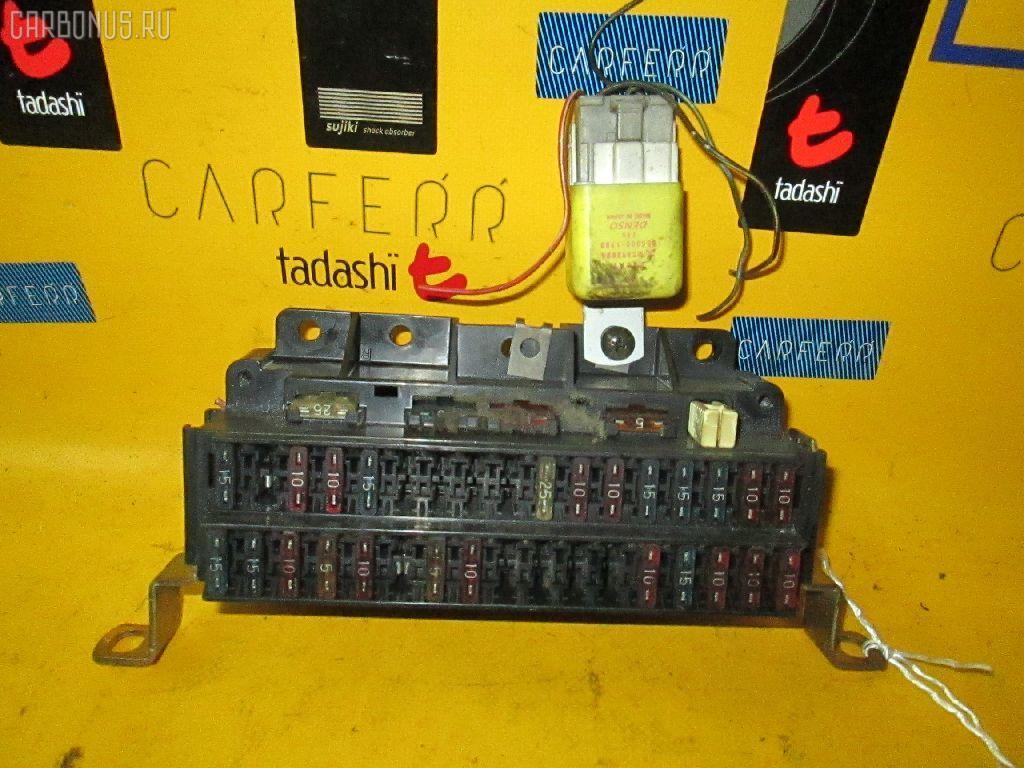 Блок предохранителей MITSUBISHI CANTER FE51CBT 4D33 Фото 1