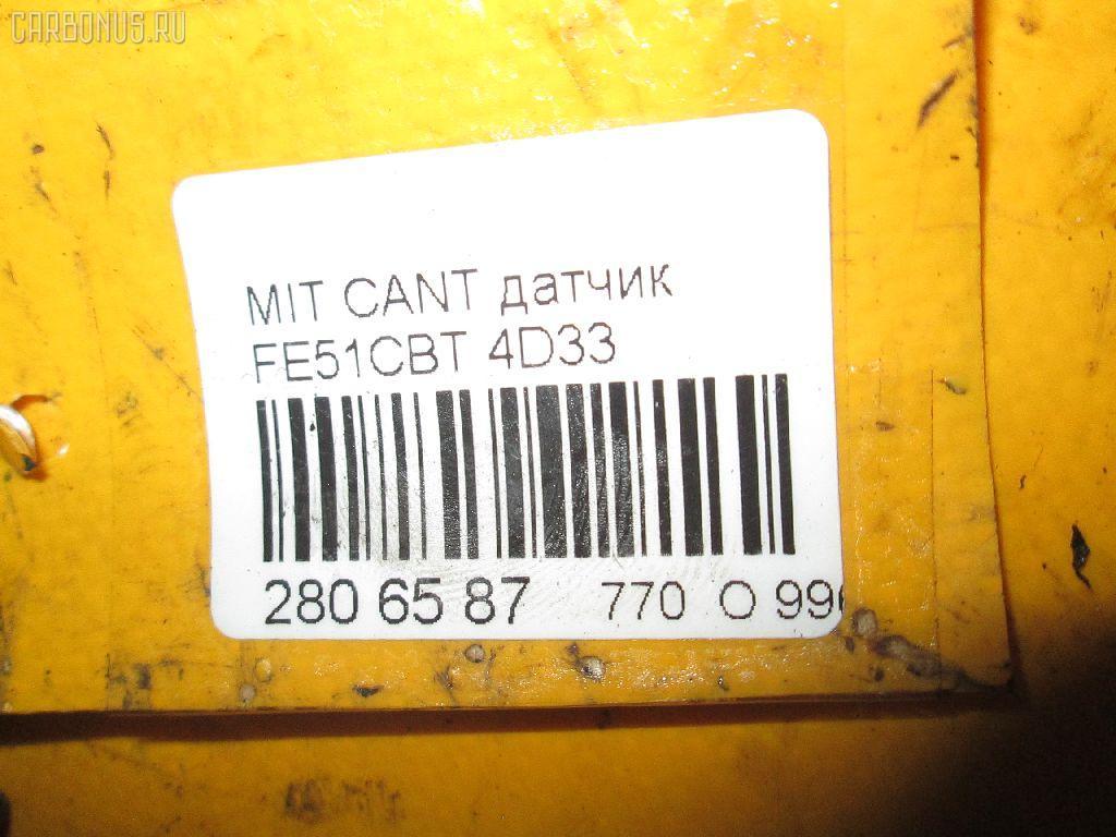 Датчик MITSUBISHI CANTER FE51CBT 4D33 Фото 7