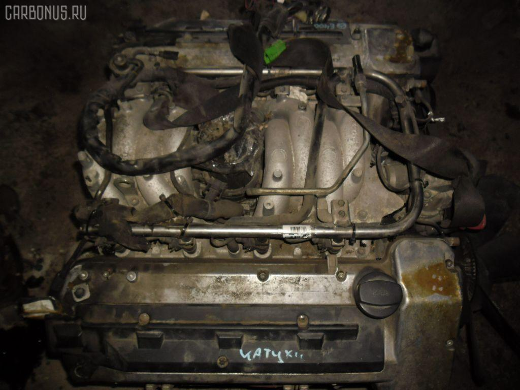 Двигатель MERCEDES-BENZ E-CLASS W210.072 119.985. Фото 3