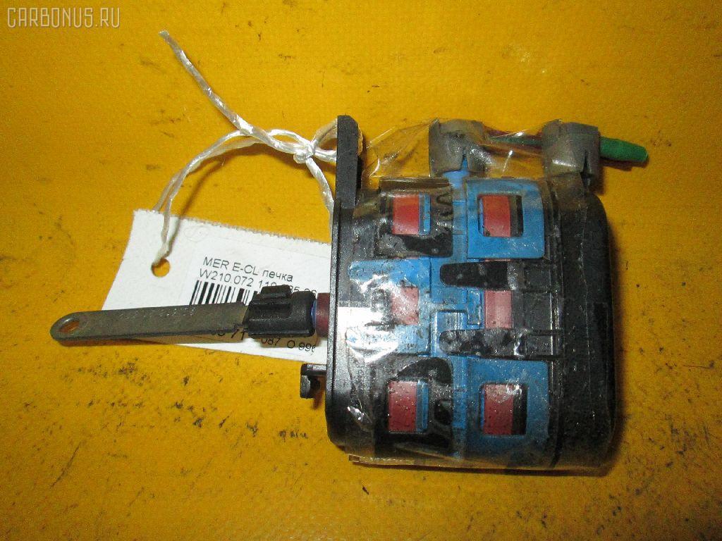 Моторчик заслонки печки MERCEDES-BENZ E-CLASS W210.072 119.985 Фото 1