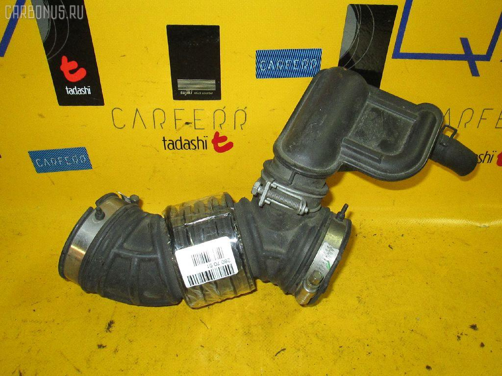 Патрубок воздушн.фильтра Nissan Bluebird sylphy KG11 MR20DE Фото 1