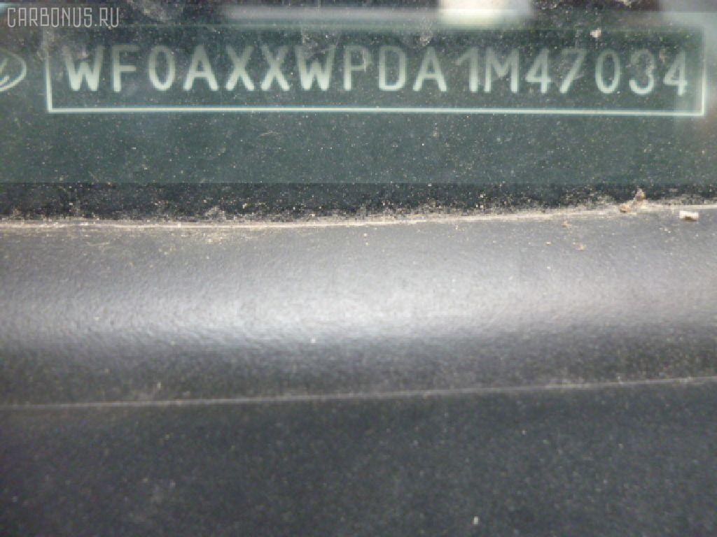 Обшивка багажника FORD FOCUS WF0EDD Фото 3