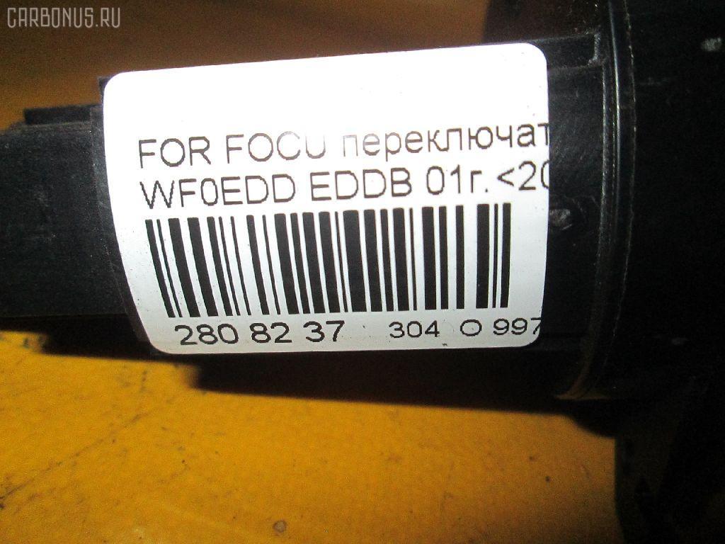 Переключатель света фар FORD FOCUS WF0EDD EDDB Фото 9