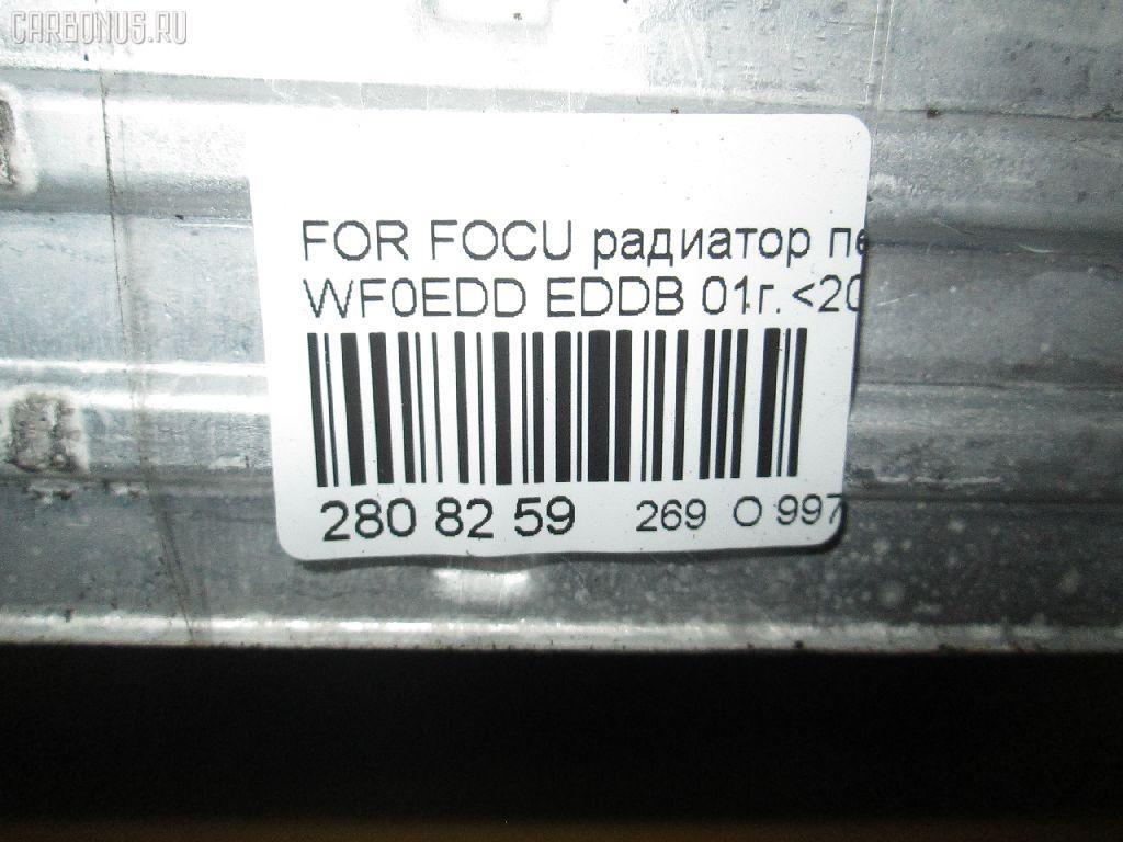 Радиатор печки FORD FOCUS WF0EDD EDDB Фото 12
