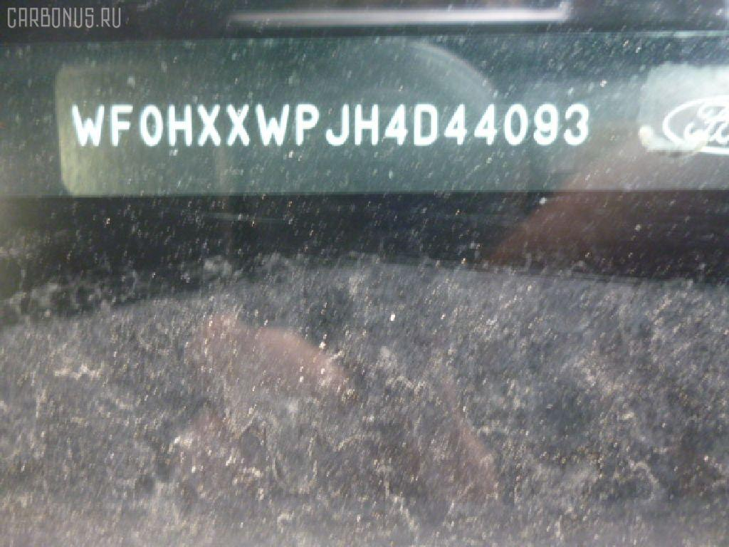 Обшивка багажника FORD FIESTA V WF0FYJ Фото 3