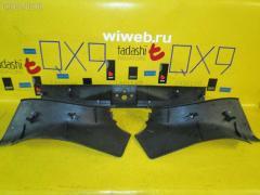 Обшивка багажника FORD FIESTA V WF0FYJ 1368891  1233816  1233817