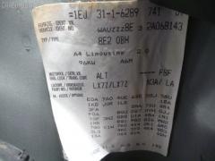 Педаль подачи топлива AUDI A4 8EALT ALT Фото 4