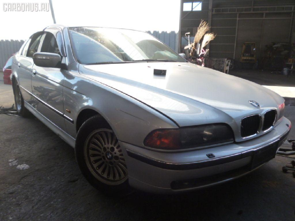Обшивка багажника BMW 5-SERIES E39-DM62 Фото 4