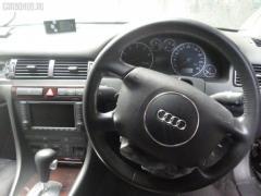 Порог кузова пластиковый ( обвес ) Audi A6 4BBDV Фото 7