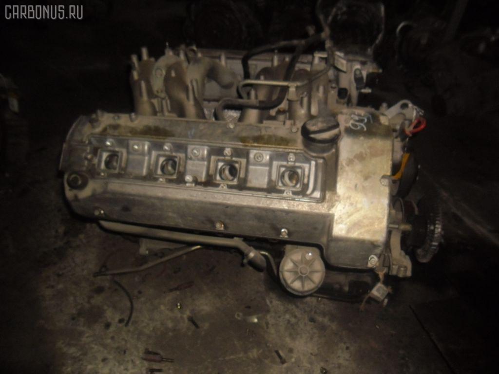 Двигатель MERCEDES-BENZ E-CLASS W210.072 119.985. Фото 9