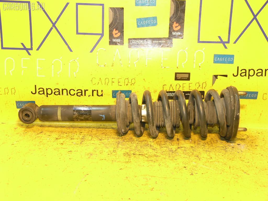 Стойка MITSUBISHI PAJERO V75W 6G74 Фото 1