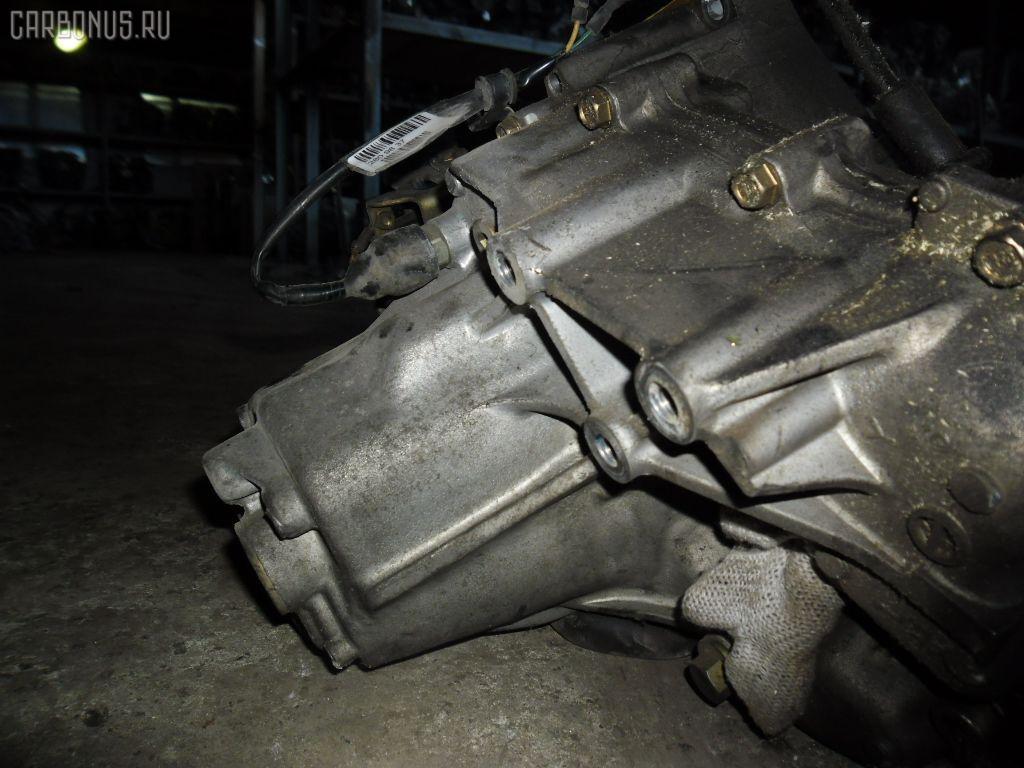 КПП механическая HONDA E07Z Фото 4