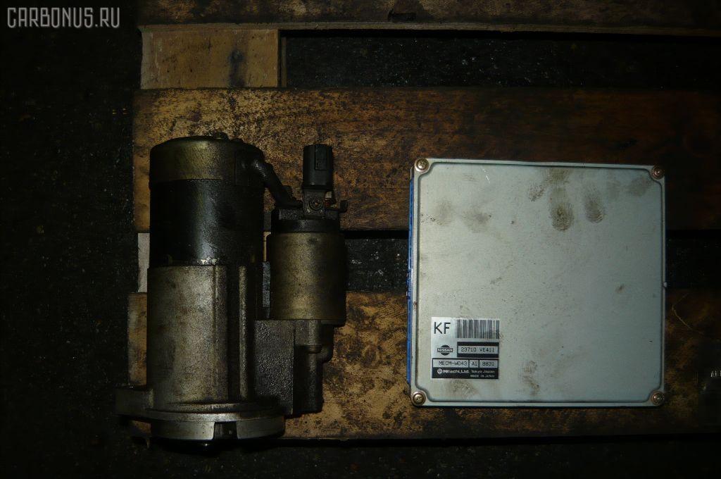 Двигатель NISSAN ELGRAND ALE50 VG33E. Фото 9