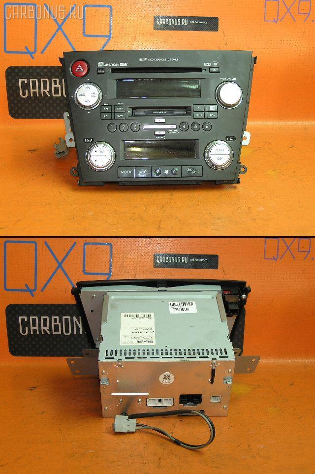 Блок управления климатконтроля Subaru Legacy wagon BP5 EJ20 Фото 1