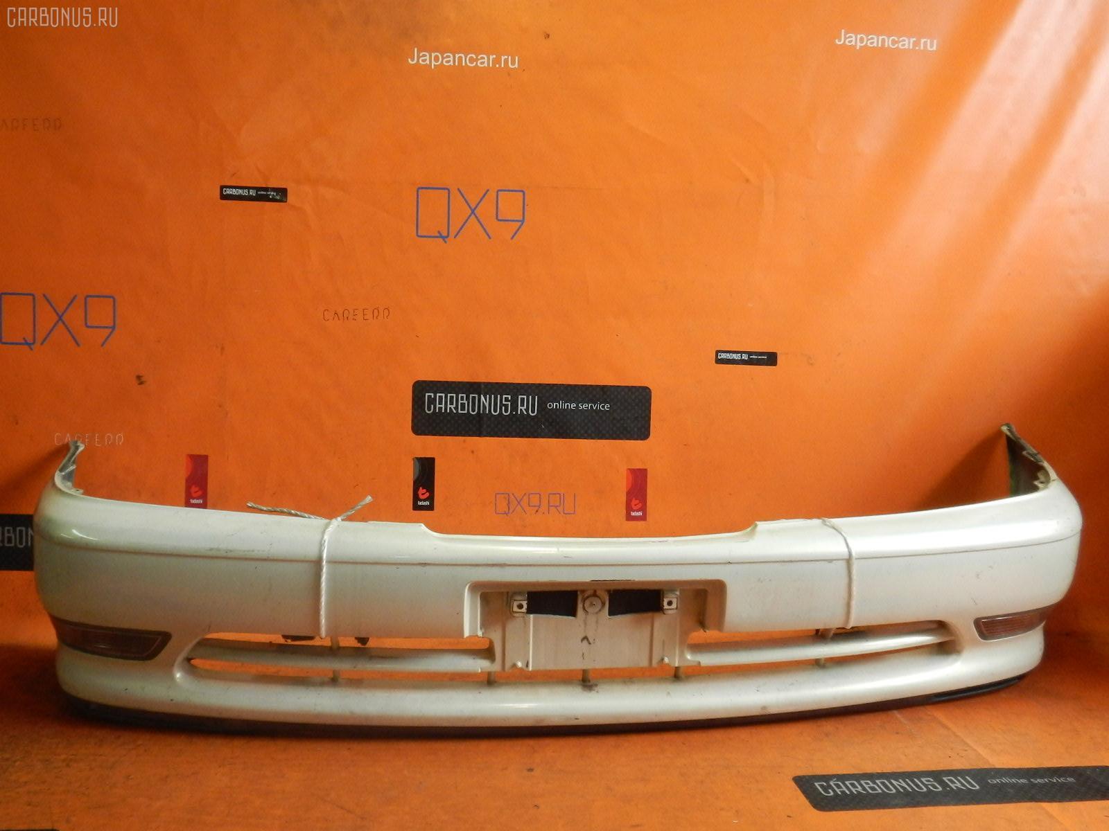 Бампер TOYOTA CRESTA GX100. Фото 8
