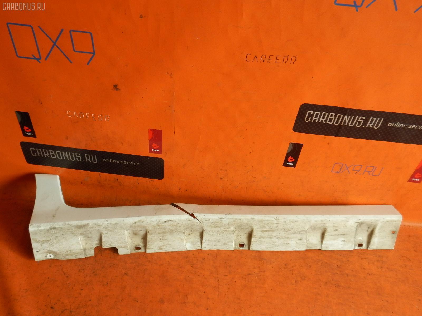 Порог кузова пластиковый ( обвес ) TOYOTA FUNCARGO NCP21. Фото 3