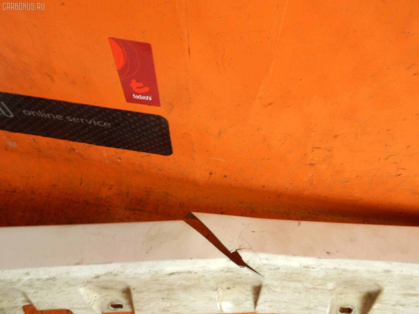 Порог кузова пластиковый ( обвес ) TOYOTA FUNCARGO NCP21. Фото 2