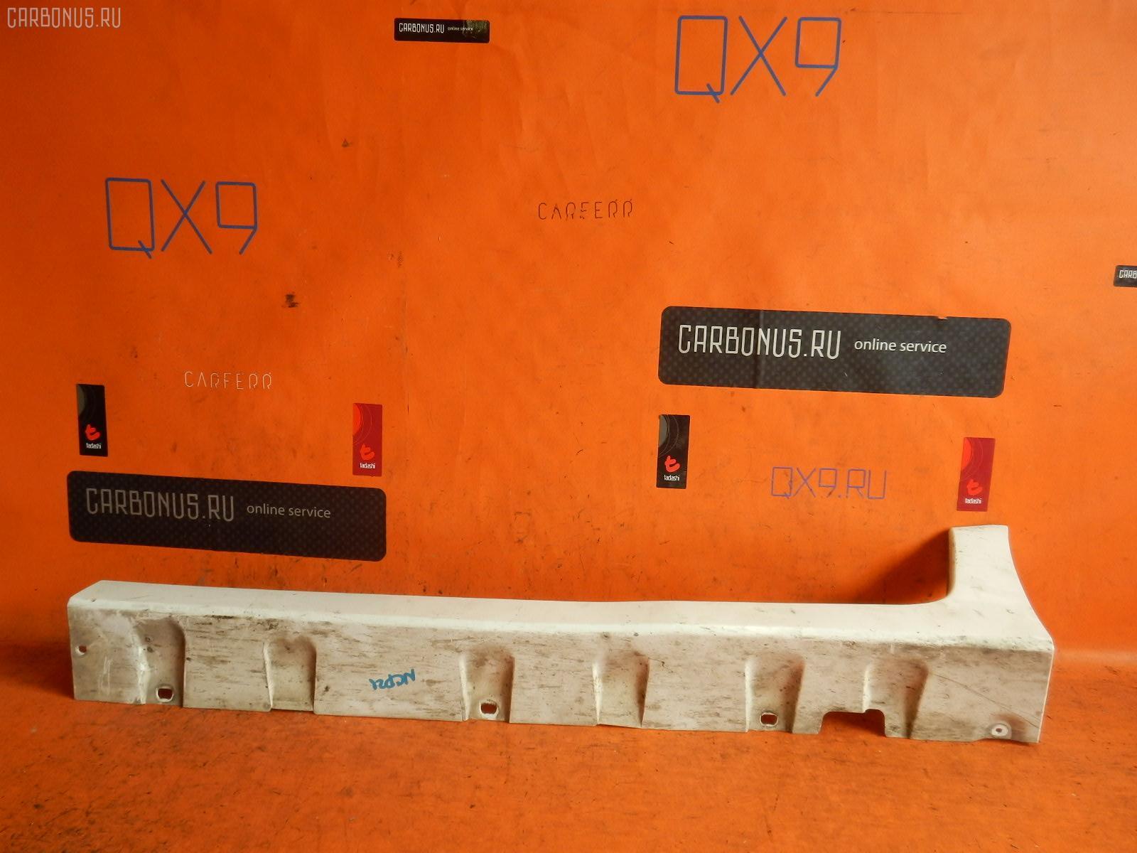 Порог кузова пластиковый ( обвес ) TOYOTA FUNCARGO NCP21. Фото 4
