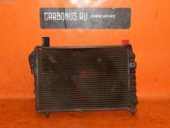 Радиатор ДВС SUBARU DOMINGO FA8 EF12 Фото 2