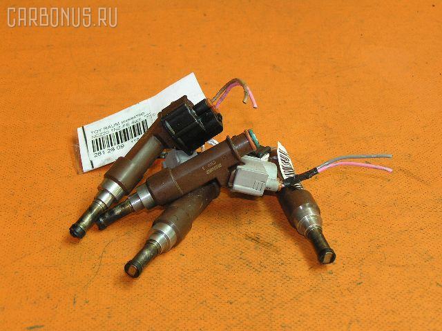 Форсунка инжекторная TOYOTA RACTIS NSP120 1NR-FE Фото 1