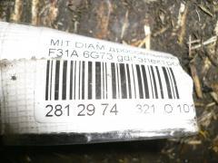 Дроссельная заслонка Mitsubishi Diamante F31A 6G73 Фото 3