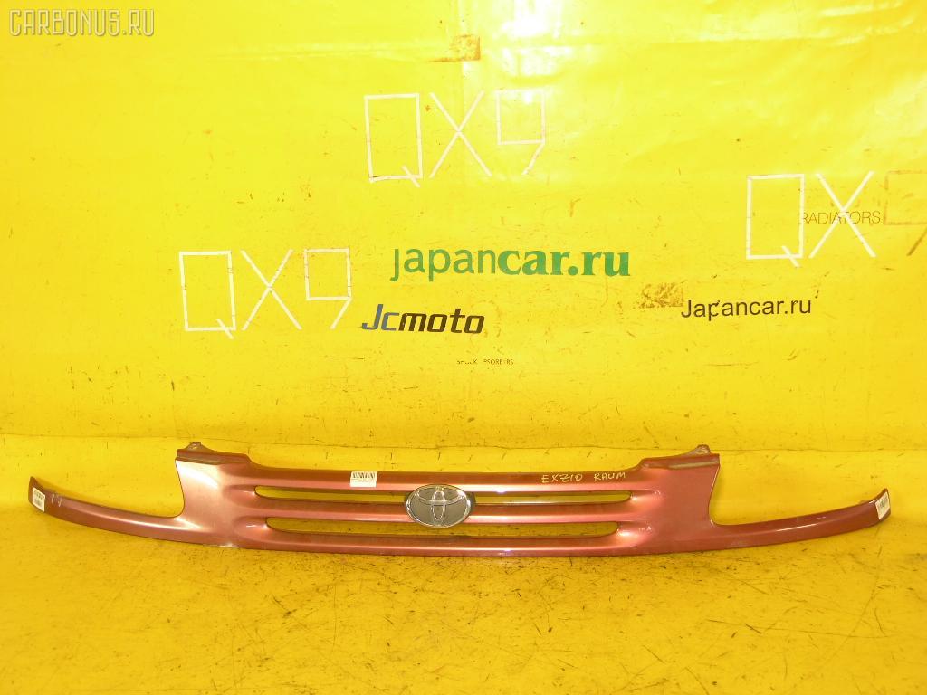 Планка передняя TOYOTA RAUM EXZ10. Фото 7