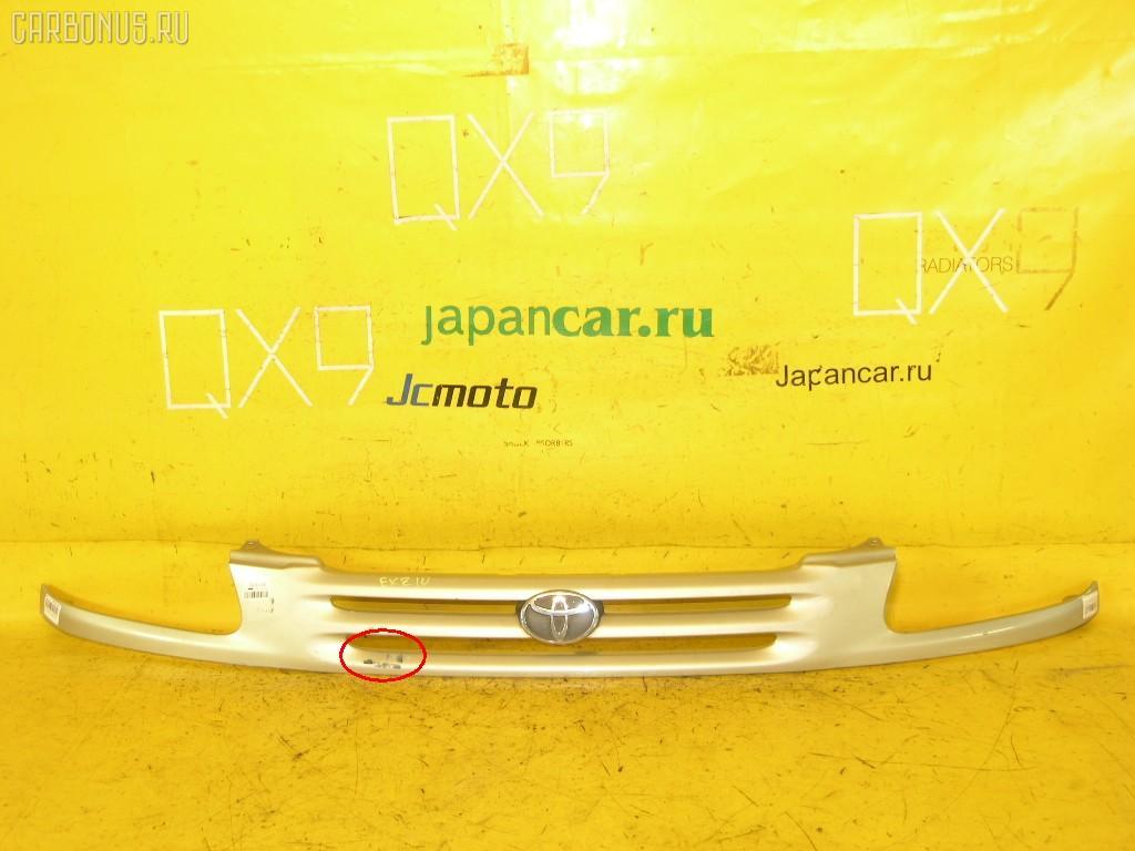 Планка передняя TOYOTA RAUM EXZ10. Фото 8