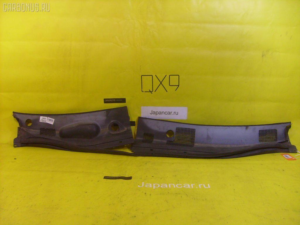 Решетка под лобовое стекло TOYOTA HARRIER SXU15W. Фото 4
