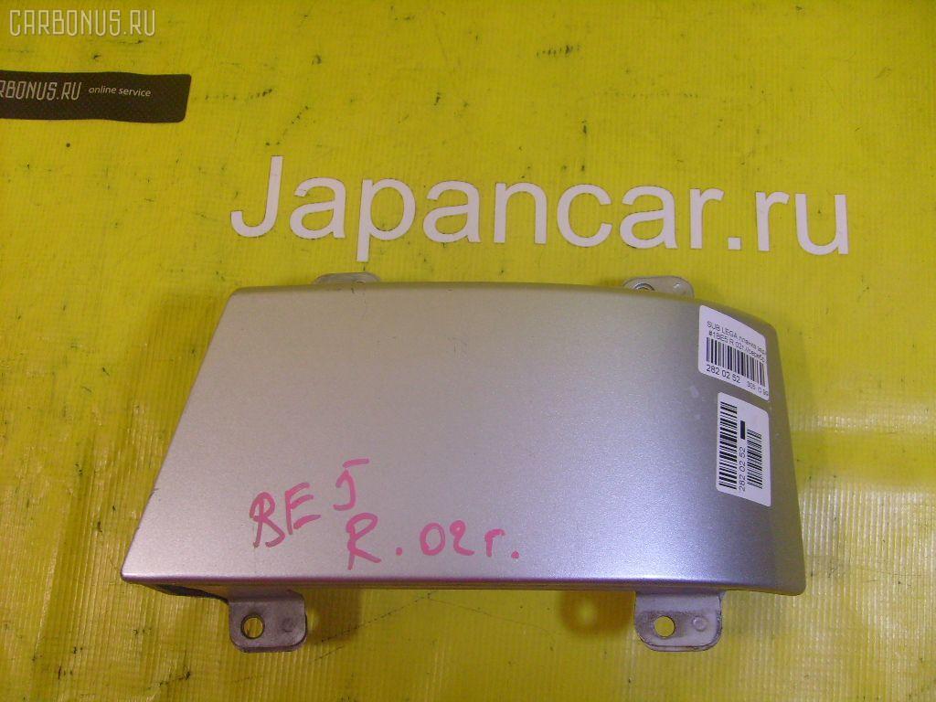 Планка задняя Subaru Legacy b4 BE5 Фото 1