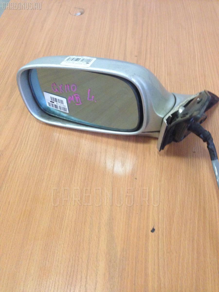 Зеркало двери боковой TOYOTA MARK II GX110 Фото 2