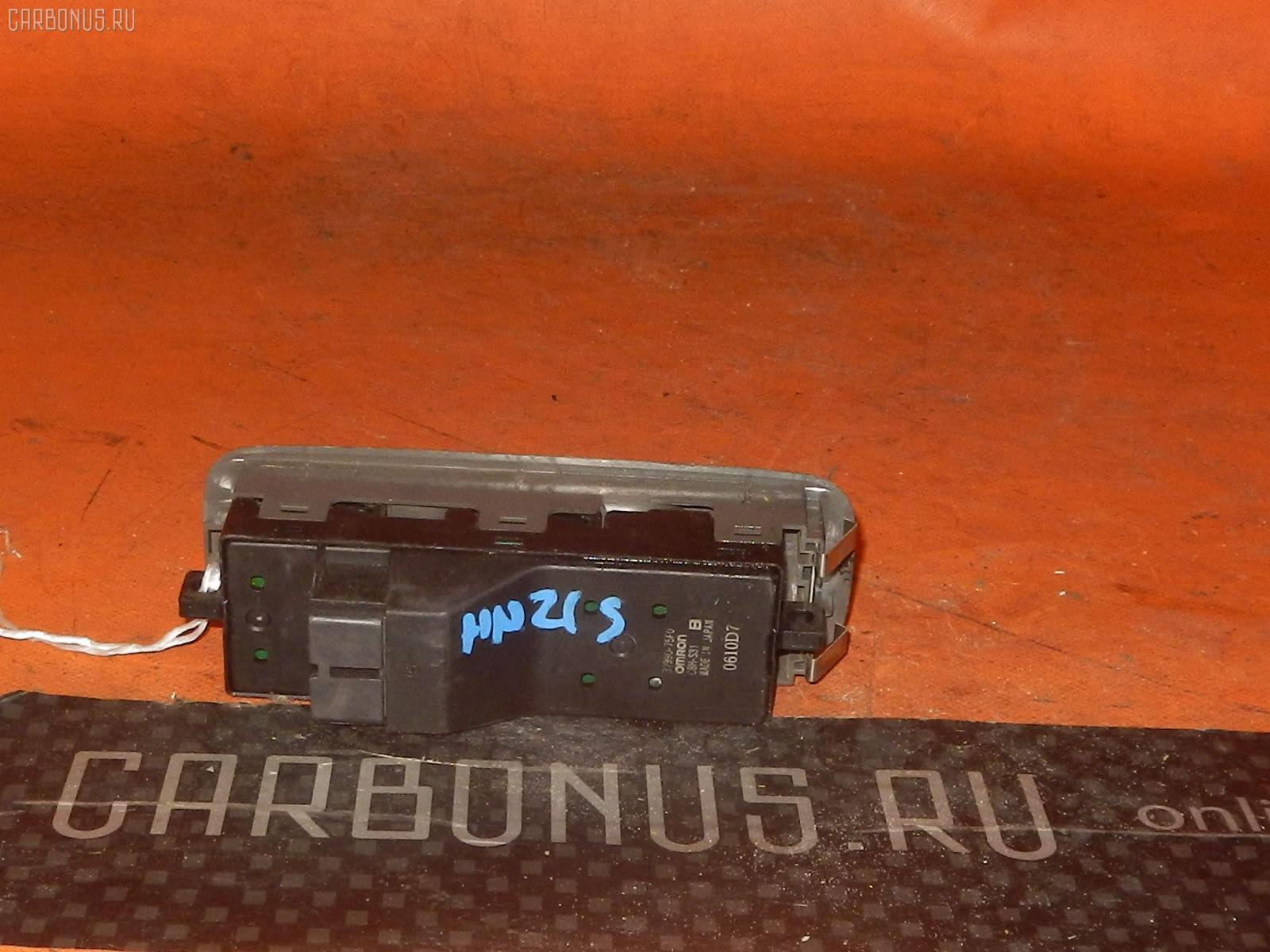 Блок упр-я стеклоподъемниками SUZUKI KEI HN21S Фото 2