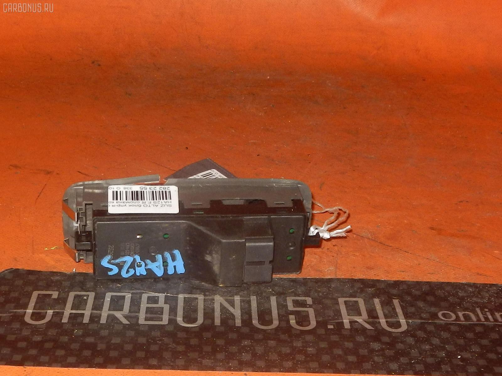 Блок упр-я стеклоподъемниками Suzuki Alto HA12S Фото 1