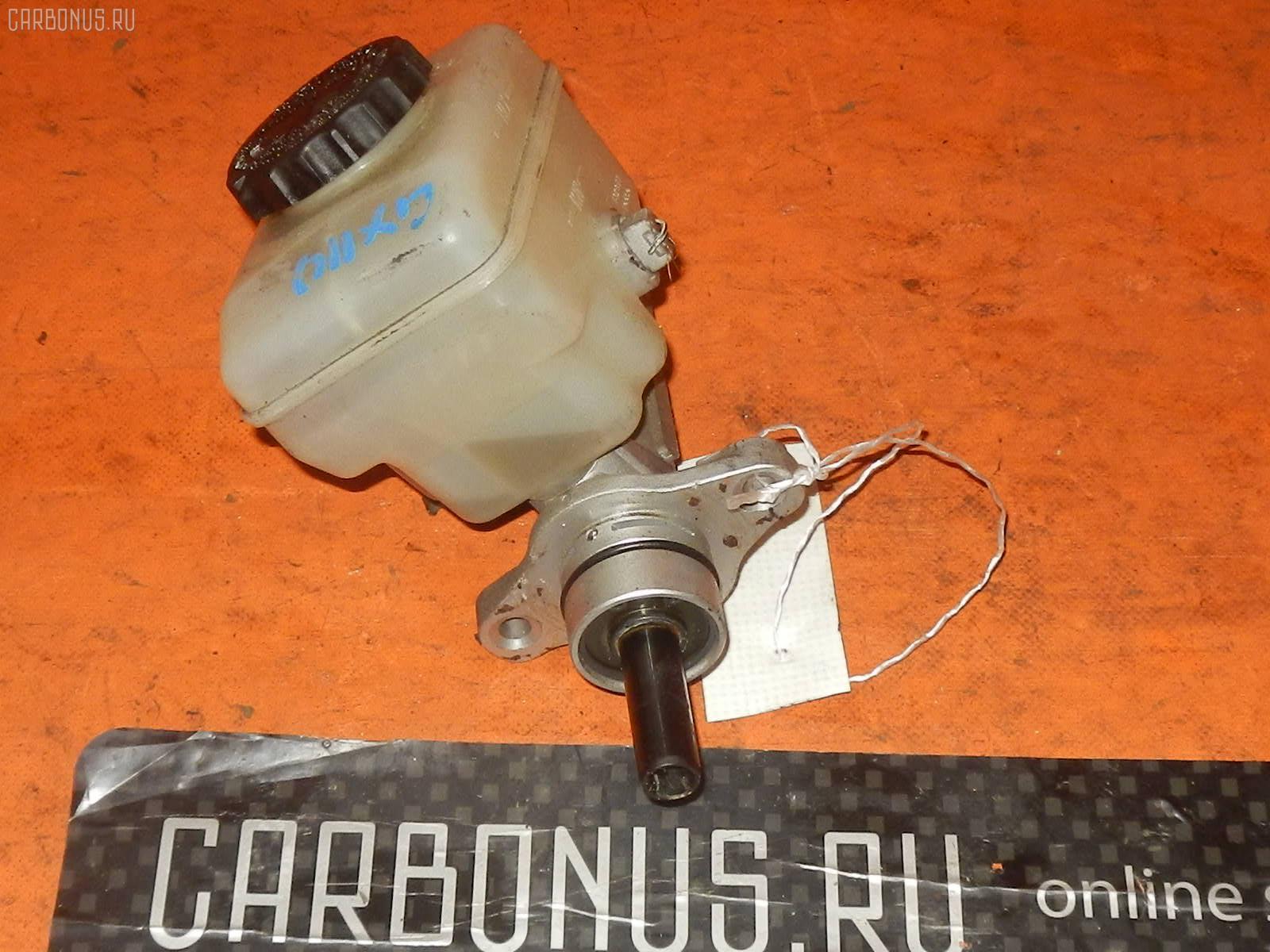 Главный тормозной цилиндр TOYOTA MARK II GX110 1G-FE. Фото 5