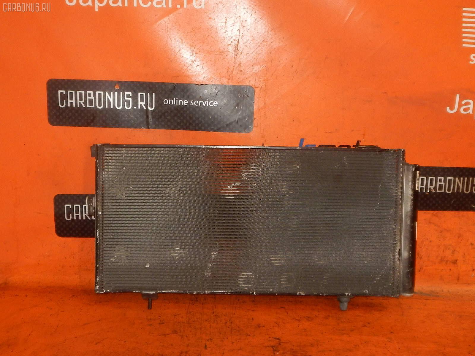Радиатор кондиционера SUBARU LEGACY BL5 EJ20. Фото 2