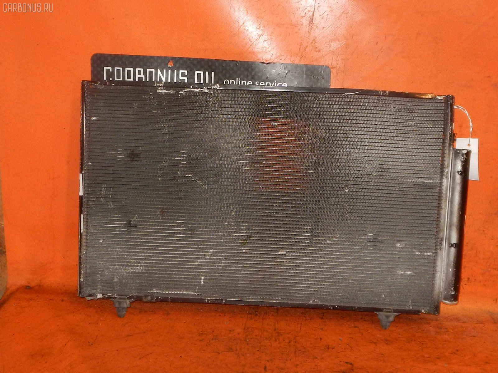Радиатор кондиционера TOYOTA PREMIO ZZT240 1ZZ-FE. Фото 8