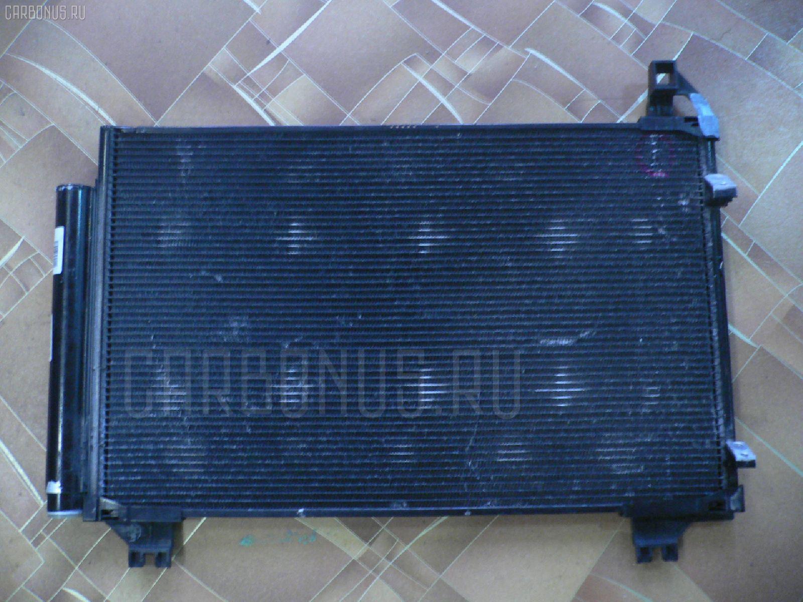 Радиатор кондиционера TOYOTA VITZ SCP90 2SZ-FE Фото 1