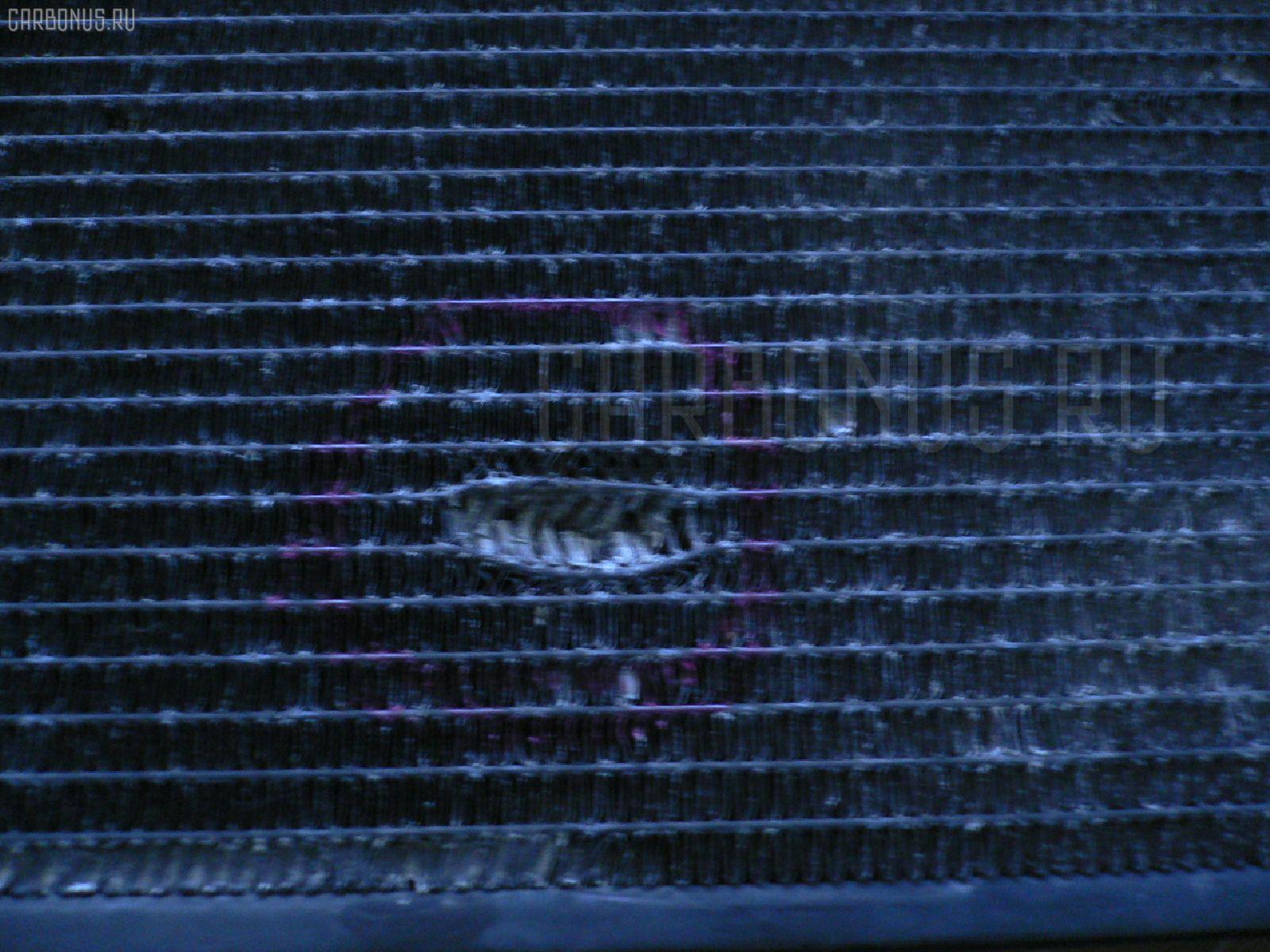 Радиатор кондиционера TOYOTA VITZ SCP90 2SZ-FE Фото 3