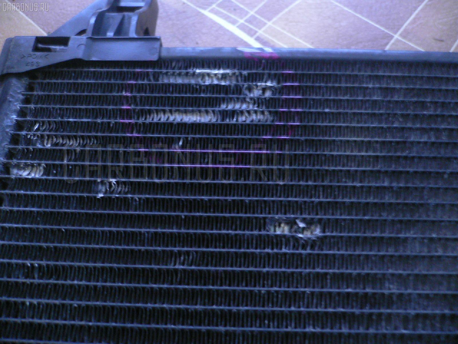 Радиатор кондиционера TOYOTA VITZ SCP90 2SZ-FE Фото 4