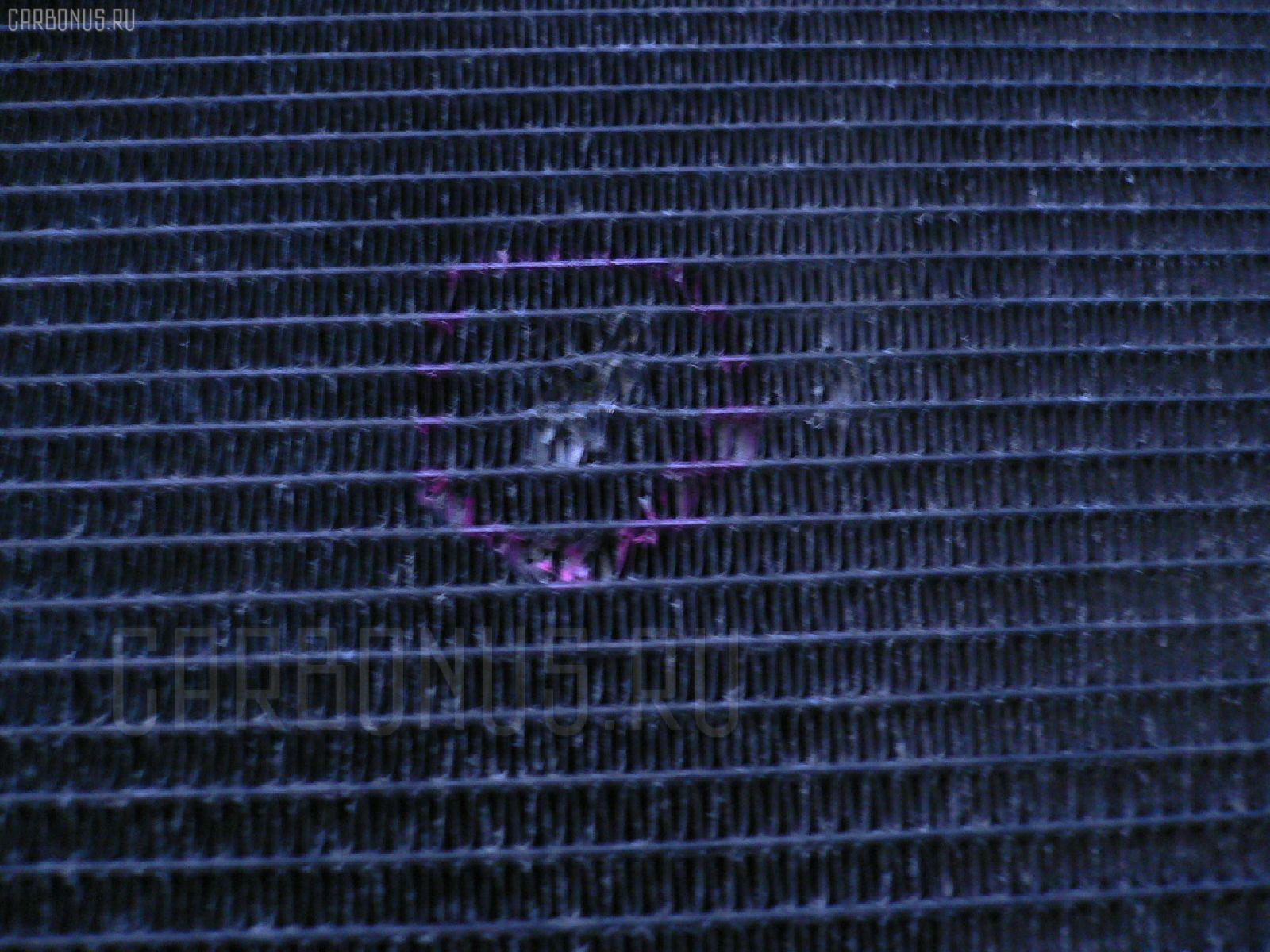 Радиатор кондиционера TOYOTA VITZ SCP90 2SZ-FE Фото 5